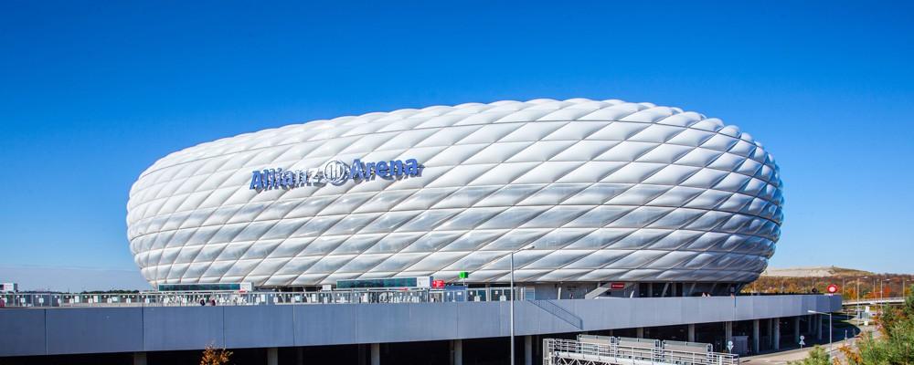 Allianz Arena Matchplan