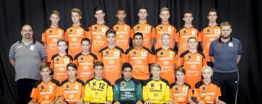 Kadetten Schaffhausen - Spielplan U15 Inter