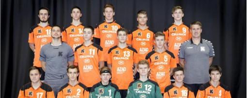 Kadetten Schaffhausen - Spielplan U19 Elite
