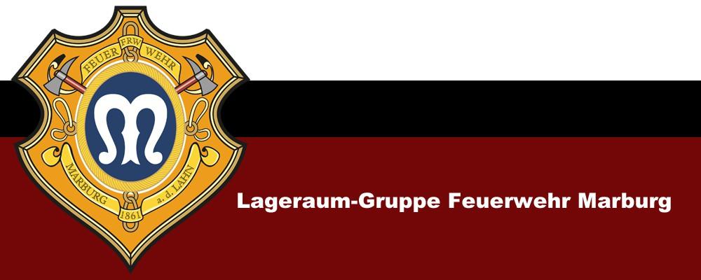 Lageraum-Gruppe der Feuerwehr Marburg