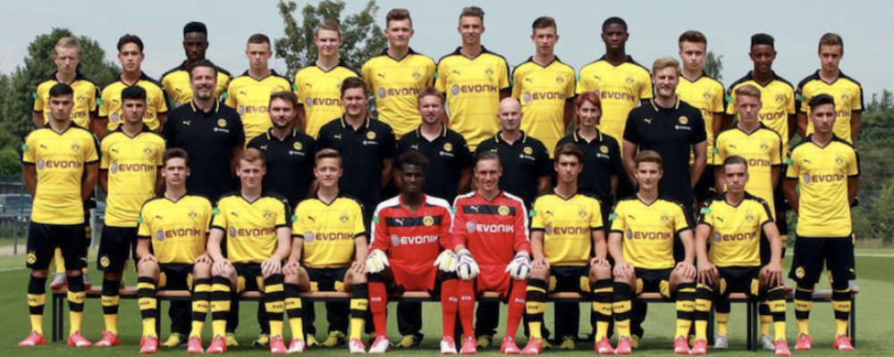 Borussia Dortmund U17 - Spielplan