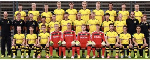 Borussia Dortmund U19 - Spielplan