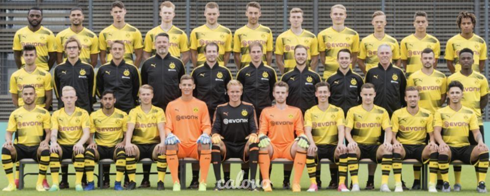 Spielplan Dortmund 15/16