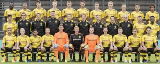 Borussia Dortmund U23 - Spielplan