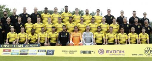 Borussia Dortmund - Spielplan