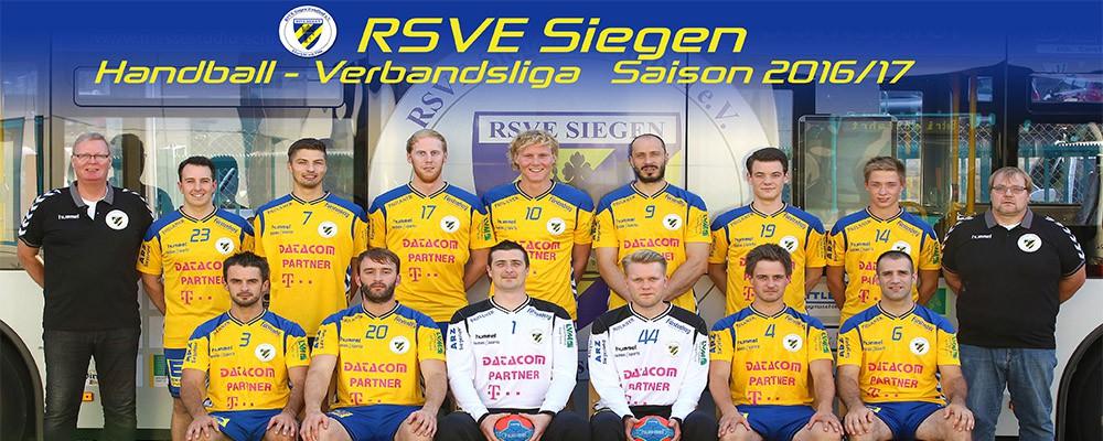 RSVE Siegen - Spielplan Verbandsliga