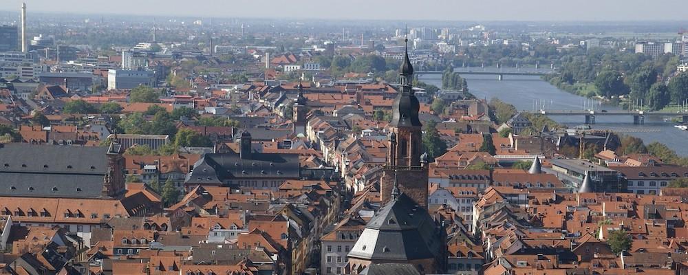 Heidelberg. Direkt in deinem Kalender.