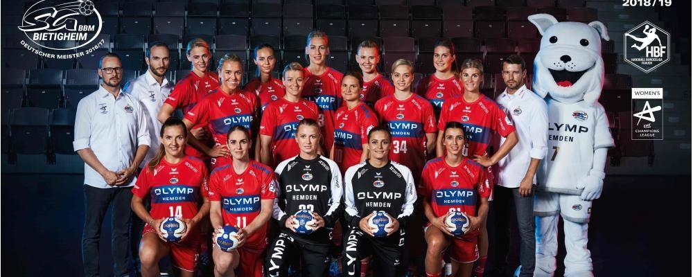 Spielplan Frauen 18-19