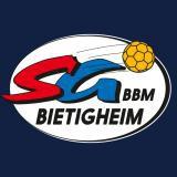 Logo von SG BBM Bietigheim - Spielplan Männer 19-20 - 2. Handball-Bundesliga