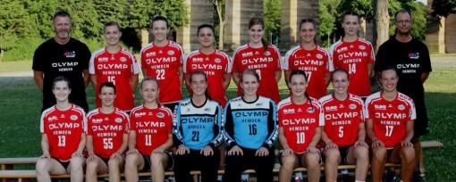Spielplan - SG BBM Bietigheim Frauen 2 - 3.Liga