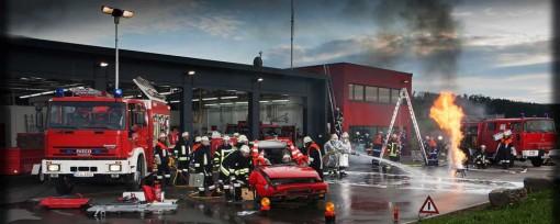 Übungspläne der FF Oberrimbach