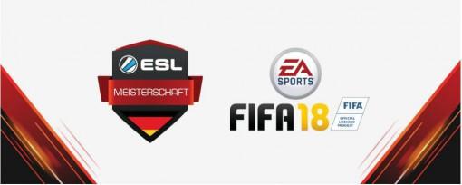 ESL Meisterschaft FIFA18 - Division 2