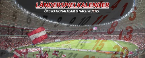 Länderspieltermine ÖFB Nationalteam by 12terMann.at