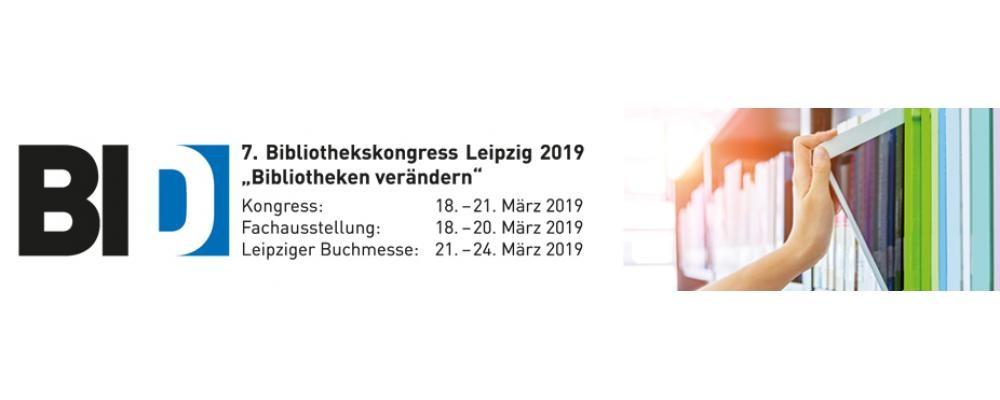7. Bibliothekskongress Leipzig - Wichtige Ausstellertermine