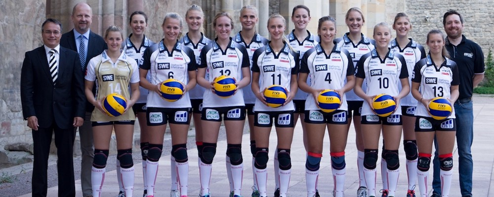 1 bundesliga volleyball frauen