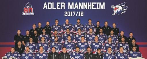 Hockeyweb - Adler Mannheim - Spielplan