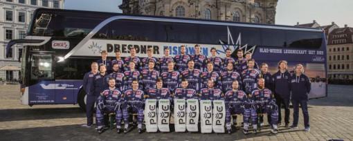 Hockeyweb - Dresdner Eislöwen - Spielplan