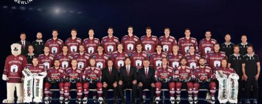 Hockeyweb - Eisbären Berlin - Spielplan
