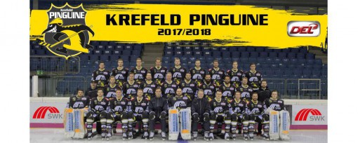 Hockeyweb - Krefeld Pinguine - Spielplan