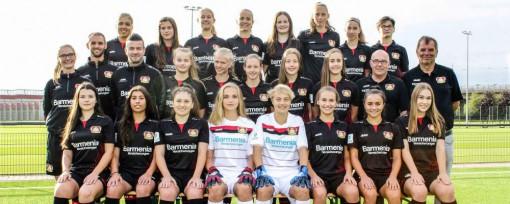 Bayer 04 Leverkusen - 2. Frauen und Juniorinnen Spielplan