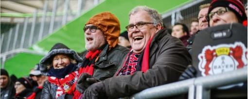 Bayer 04 Leverkusen - Veranstaltungen Bayer 04-Club / Silberlöwen