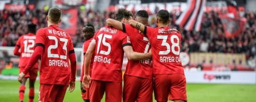 Bayer 04 Leverkusen - Spieltage