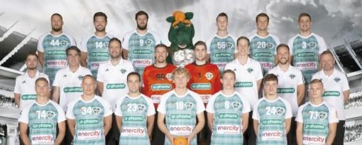 DIE RECKEN - TSV Hannover-Burgdorf - Spieltermine Saison 2019/20