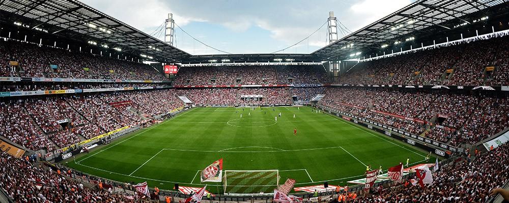 1. FC Köln - Spielplan