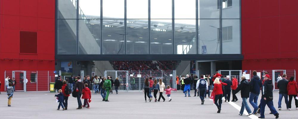 Spielplan - 1. FSV Mainz 05