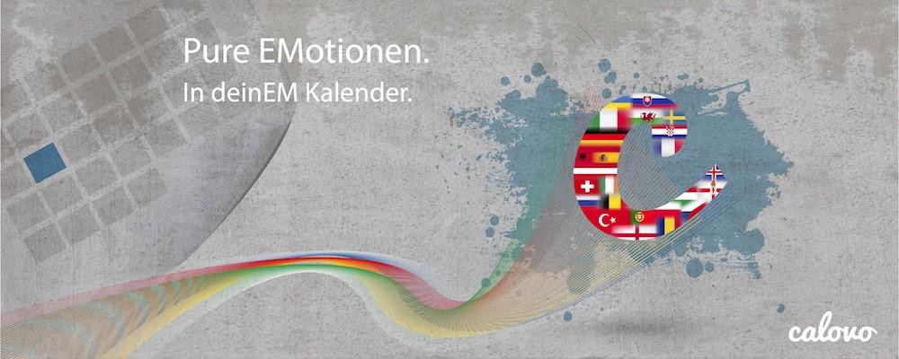 EM & WM - Die Spielpläne im Kalender