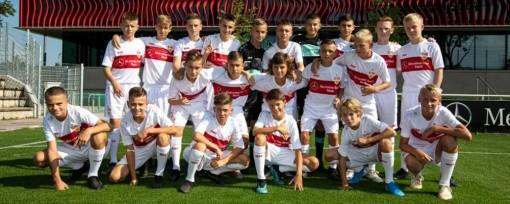 VfB U13 Spielplan