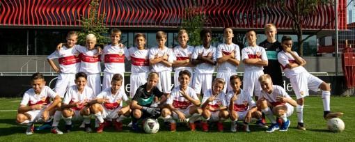 VfB U14 Spielplan