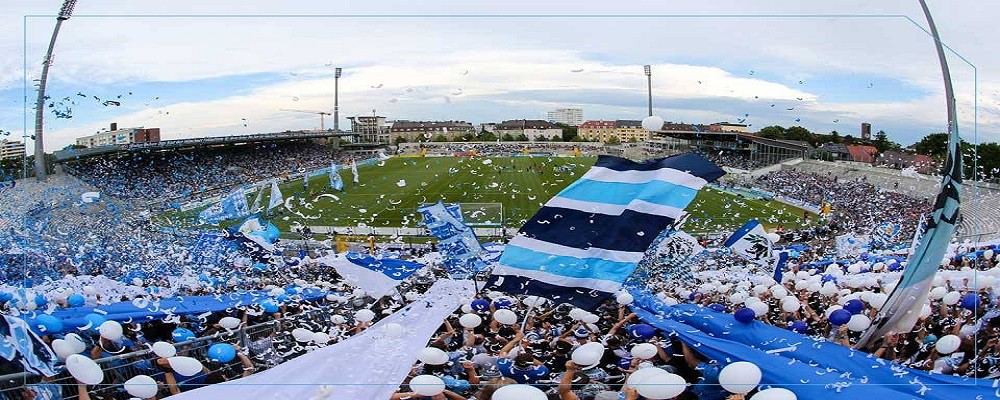 Spielplan TSV 1860 München 17/18