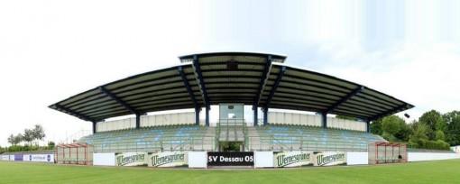 SV Dessau 05 - Spielplan