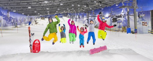 JEVER FUN SKIHALLE Neuss - Events