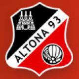 Altona 93 - Spielplan