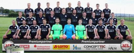 1.FC Germania Egestorf/Langreder - Spielplan
