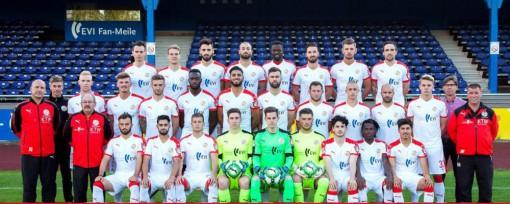 VfV Borussia 06 Hildesheim - Spielplan
