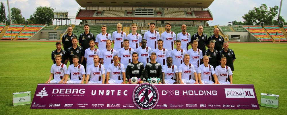 BFC Dynamo - Spielplan