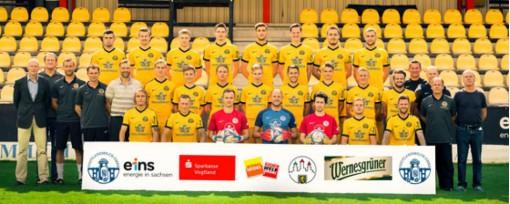 VfB Auerbach - Spielplan