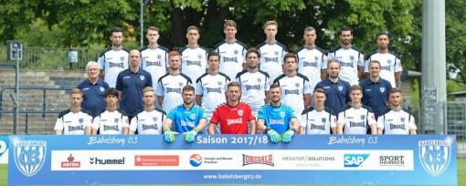 SV Babelsberg 03 (redaktionell) - Spielplan