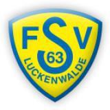 FSV 63 Luckenwalde - Spielplan