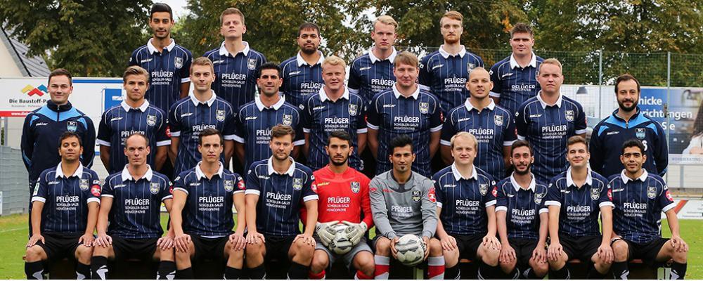 SC Wiedenbrück - Spielplan