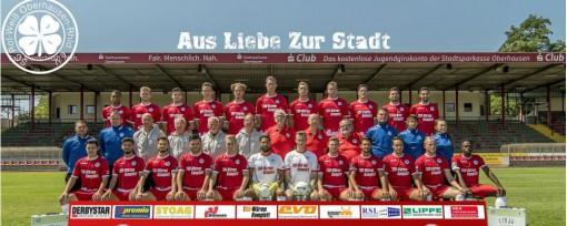 Rot-Weiß Oberhausen - Spielplan