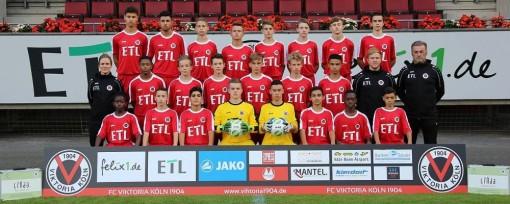Viktoria Köln U15-Spielplan