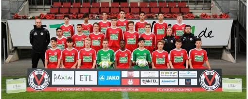 Viktoria Köln U16-Spielplan