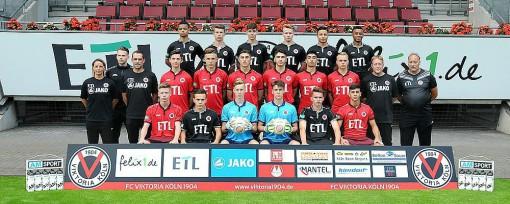 Viktoria Köln U17 - Spielplan