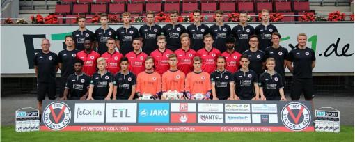 Viktoria Köln U19 - Spielplan