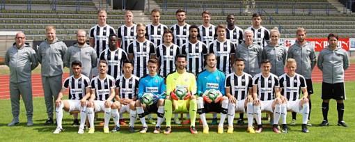 SG Wattenscheid 09 - Spielplan