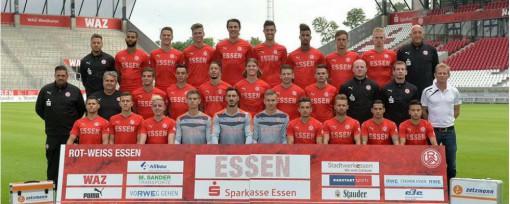 Rot-Weiss Essen - Spielplan